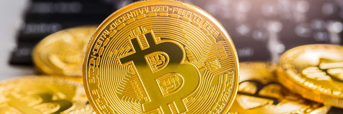 Bitcoin en it bubbla