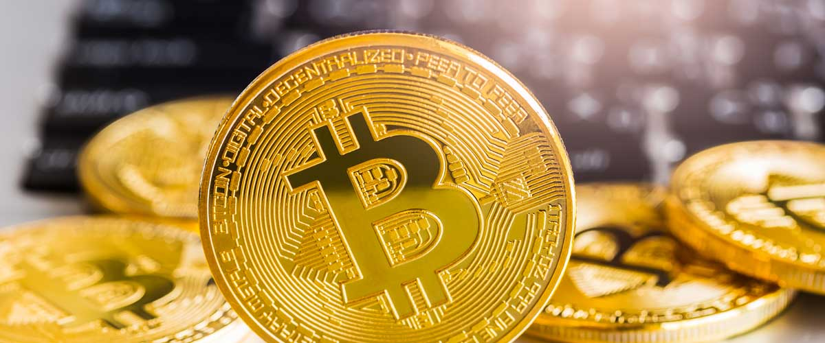 Bitcoin en it bubbla